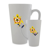 Full Color Latte Mug 17oz-Masons DeMolay