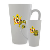 Full Color Latte Mug 17oz-Scottish Rite DeMolay