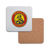 Hardboard Coaster w/Cork Backing-Chevalier
