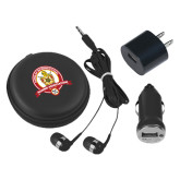 3 in 1 Black Audio Travel Kit-Alumni Association
