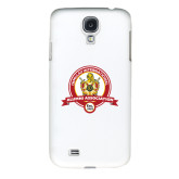 White Samsung Galaxy S4 Cover-Alumni Association