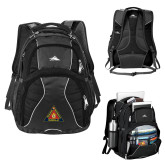 High Sierra Swerve Compu Backpack-Grand Master