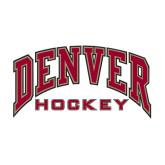 Medium Decal-Hockey, 8 in W