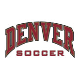 Medium Decal-Denver Soccer, 8 inches wide