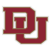 Large Decal-DU, 12 inches wide