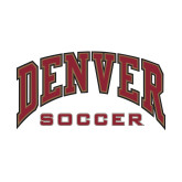 Small Decal-Denver Soccer, 6 inches wide