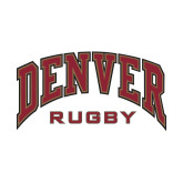 Small Decal-Denver Rugby, 6 inches wide