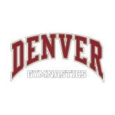 Small Decal-Denver Gymnastics