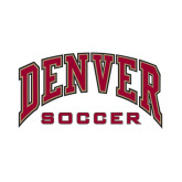 Small Decal-Soccer, 6 in W