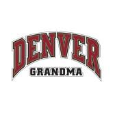 Small Decal-Grandma, 6 in W