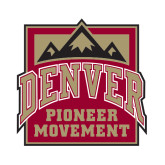 Small Decal-Pioneer Movement