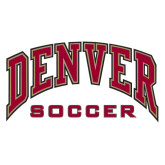 Extra Large Decal-Soccer, 18 in W