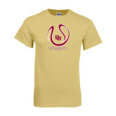 Champion Vegas Gold T Shirt-Tennis Ball