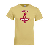 Champion Vegas Gold T Shirt-Golf Stacked