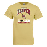 Champion Vegas Gold T Shirt-2015 Homecoming