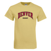 Champion Vegas Gold T Shirt-Rugby