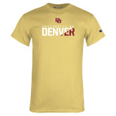 Champion Vegas Gold T Shirt-Denver 2 Color