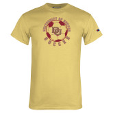 Champion Vegas Gold T Shirt-DU Soccer
