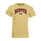 Champion Vegas Gold T Shirt-Golf