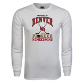 White Long Sleeve T Shirt-2015 Homecoming