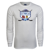 White Long Sleeve T Shirt-Battle On Blake