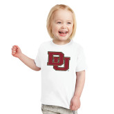 Toddler White T Shirt-DU