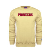 Champion Vegas Gold Fleece Crew-Pioneers