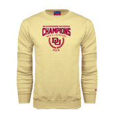 Champion Vegas Gold Fleece Crew-NCAA Division I Lacrosse Champs