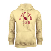 Champion Vegas Gold Fleece Hood-Arched University of Denver Lacrosse