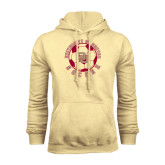 Champion Vegas Gold Fleece Hood-Soccer Circle