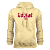 Champion Vegas Gold Fleece Hood-Mens Lacrosse Champions