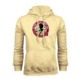 Champion Vegas Gold Fleece Hood-2016 National Skiing Champs