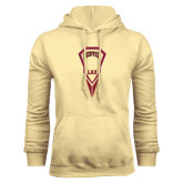 Champion Vegas Gold Fleece Hood-Denver LAX Geometric Stick