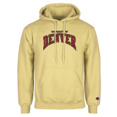 Champion Vegas Gold Fleece Hoodie-University of Denver
