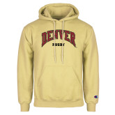 Champion Vegas Gold Fleece Hoodie-Denver Rugby