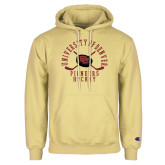 Champion Vegas Gold Fleece Hoodie-Pioneers Hockey