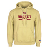 Champion Vegas Gold Fleece Hoodie-University of Denver Hockey