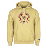 Champion Vegas Gold Fleece Hoodie-DU Soccer