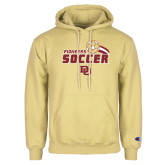 Champion Vegas Gold Fleece Hoodie-Pioneers Soccer