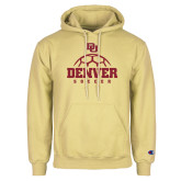 Champion Vegas Gold Fleece Hoodie-Denver Soccer