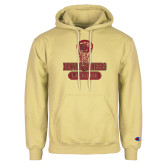 Champion Vegas Gold Fleece Hoodie-DU Lacrosse