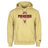 Champion Vegas Gold Fleece Hoodie-Denver Pioneers LAX