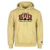 Champion Vegas Gold Fleece Hoodie-Lacrosse Capital