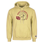 Champion Vegas Gold Fleece Hoodie-DU Gymnastics
