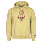 Champion Vegas Gold Fleece Hoodie-Denver Golf