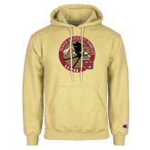 Champion Vegas Gold Fleece Hoodie-DU Skiing