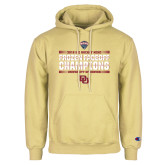 Champion Vegas Gold Fleece Hoodie-2018 NCHC Ice Hockey Champions