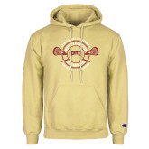 Champion Vegas Gold Fleece Hoodie-2018 Big East Mens Lacrosse Championship