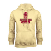 Champion Vegas Gold Fleece Hood-Denver Pioneers Lacrosse Stick