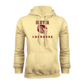 Champion Vegas Gold Fleece Hood-Denver Lacrosse Helmet
